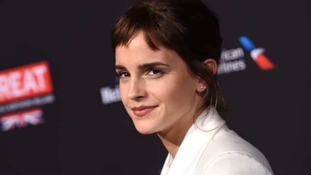 Harry Potter Emma Watson Pony