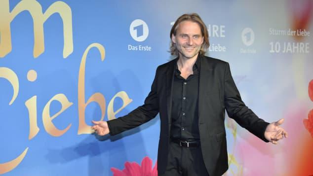 """Erich Altenkopf bei der Kinopremiere von """"Sturm der Liebe"""" 2015"""
