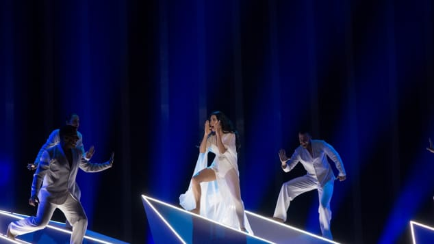 ESC Halbfinale: Aserbaidschan hat den Sprung ins Finale leider nicht geschafft
