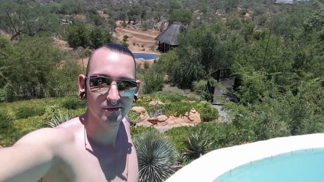 """Fabian Kahl auf Urlaub in Südafrika, """"Bares für Rares"""",  Antiquitätenhändler"""
