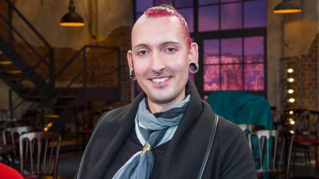 Fabian Kahl, Fabian Kahl Bares für Rares, Fabian Kahl Tattoos, Fabian Kahl Piercings