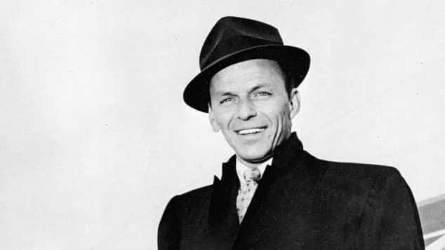 Frank Sinatra zählt zu den größten Entertainern aller Zeiten