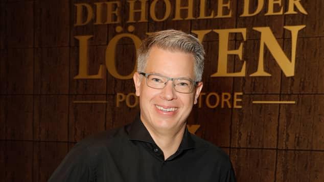 """Frank Thelen als Juror bei """"Die Höhle der Löwen"""""""