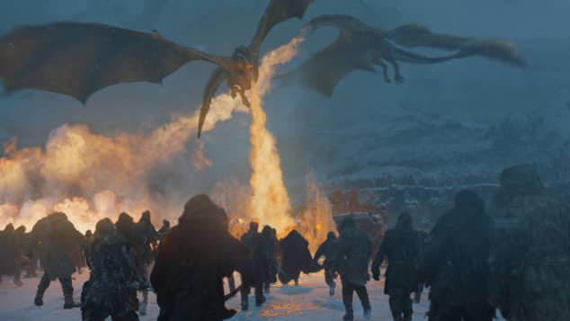 """Game of Thrones""-Spin-Offs: ""Daenerys"" Drachen gibt es in den Prequels nicht"