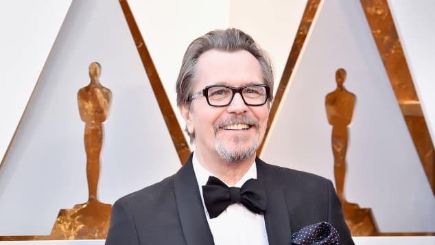 Preisträger Oscars 2018: Gary Oldman als Bester Hauptdarsteller