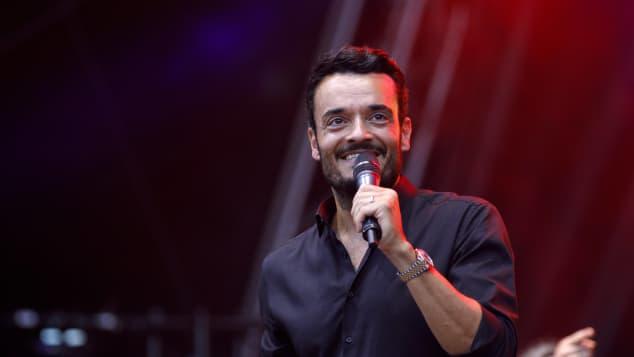 Giovanni Zarrella in Bonn im August 2020