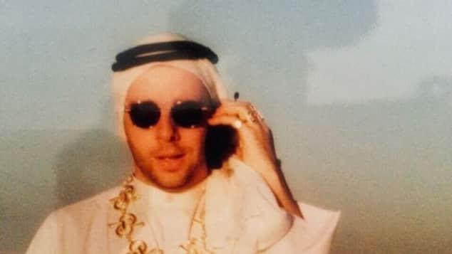 Harald Glööckler im Jahre 1994