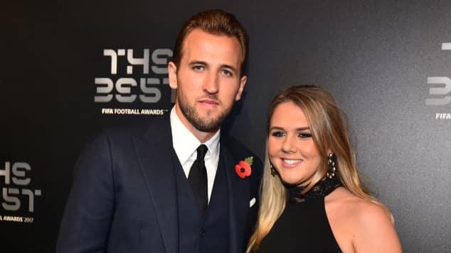 Fußballstar Harry Kane und seine Katie sind schon seit der Schulzeit ein Paar