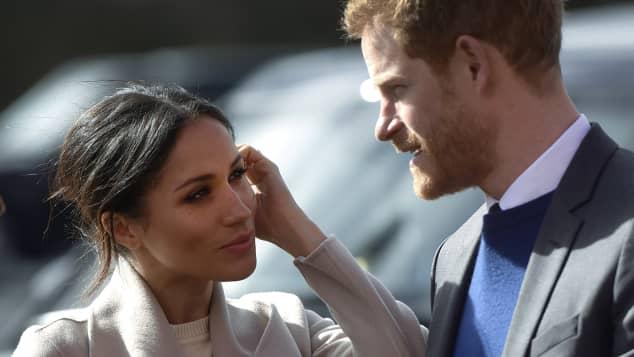 Herzogin Meghan und Prinz Harry: Ziehen sie bald nach Afrika?