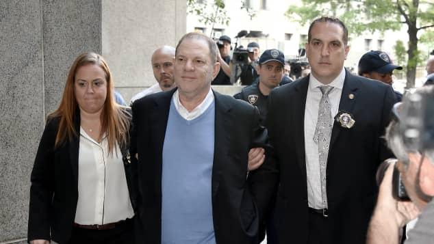 Harvey Weinstein Festnahme Reaktionen