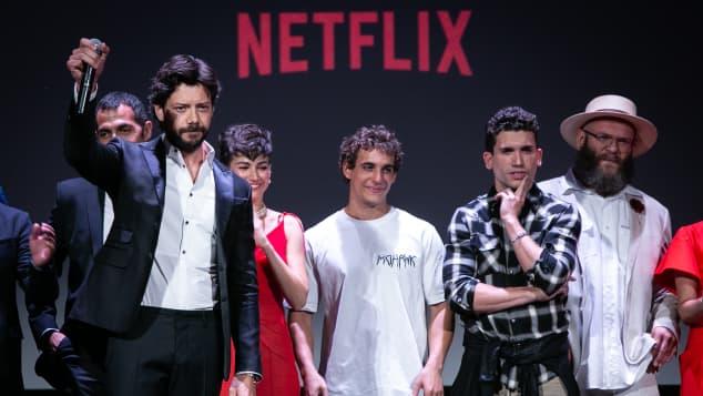 """Ab 19. Juli startet die 3. Staffel von """"Haus des Geldes"""" auf Netflix"""