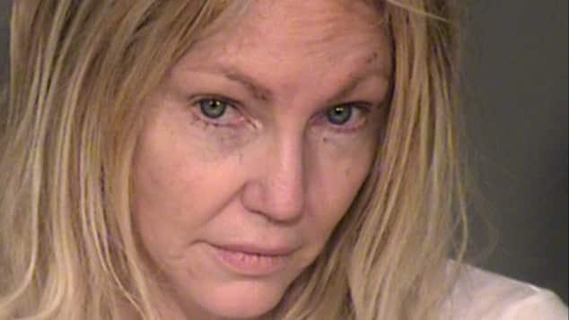 Heather Locklear, Heather Locklear verhaftet, Heather Locklear häusliche Gewalt, Heather Locklear Gericht