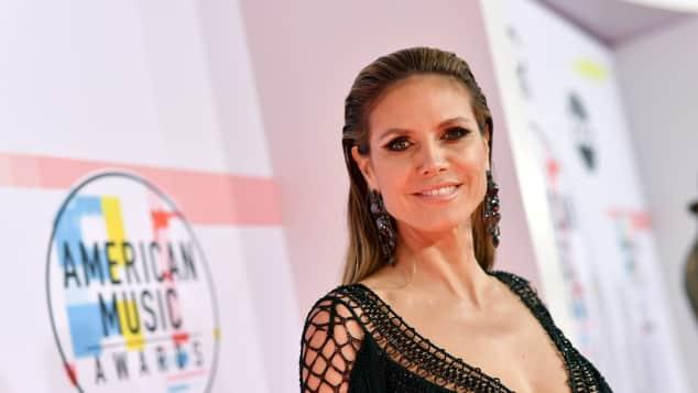 Heidi Klum Zeigt Neue Frisur