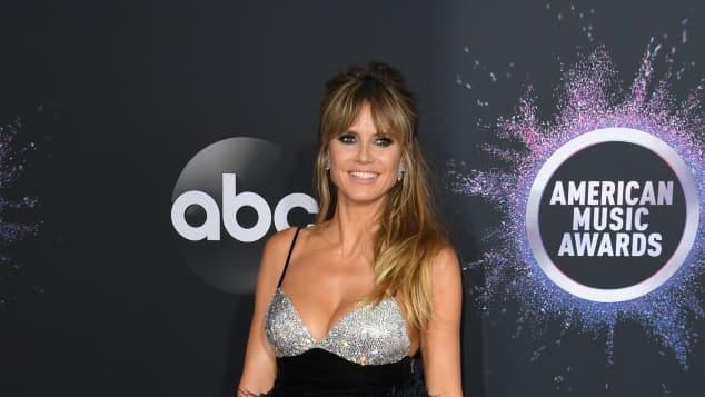 Heidi Klum American Music Awards 2019, Heidi Klum