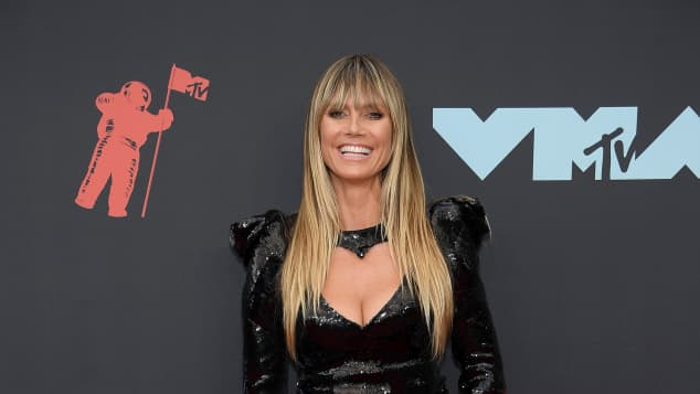 Heidi Klum bei den VMAs 2019