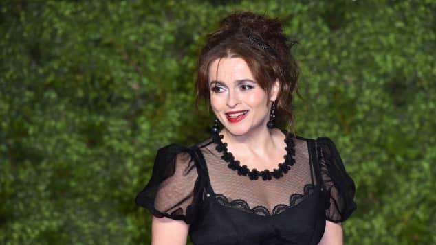 Schauspielerin Helena Bonham Carter