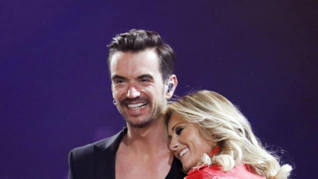 Helene Fischer und Florian Silbereisen tauschen bei gemeinsamen Auftritt Zärtlichkeiten aus