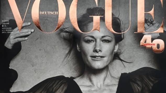 "Helene Fischer ""Vogue""-Cover"
