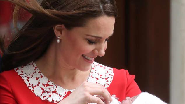 Herzogin Kate Baby Krankenhaus