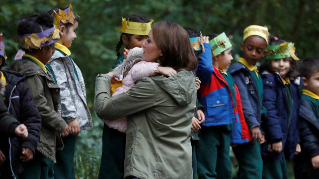Herzogin Kate, Herzogin Kate Kinder, Herzogin Kate Schule, Herzogin Kate Babypause