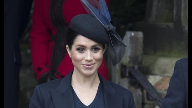 Herzogin Meghan: Wann wird ihr erstes Kind zur Welt kommen?