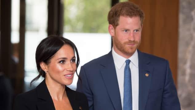 Herzogin Meghan und Prinz Harry sind bei ihren Bodyguards unter Code-Namen bekannt