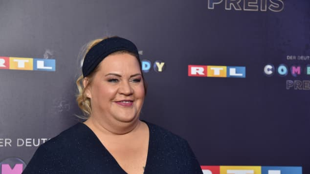 Ilka Bessin beim Deutschen Comedy Preis 2019