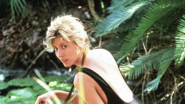 Linda Kozlowski in Crocodile Dundee