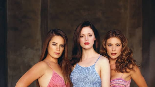 The Charmed cast