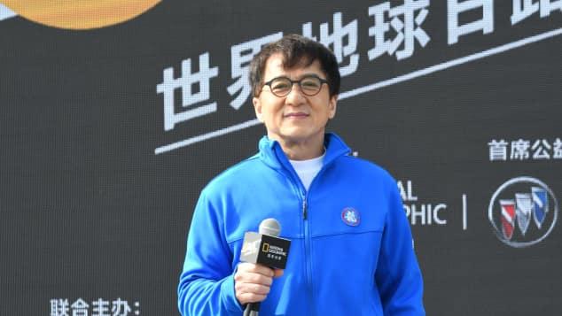 Jackie Chan: Seine uneheliche Tochter Etta ist obdachlos