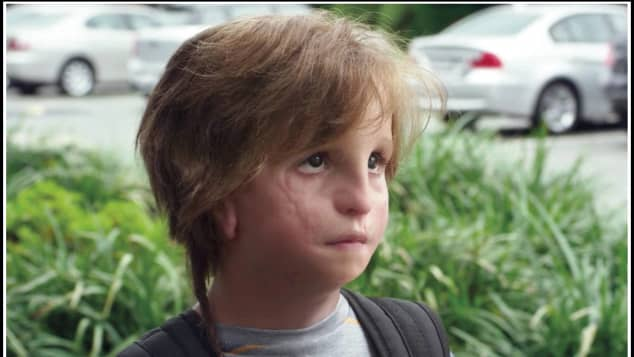 """Jacob Tremblay in """"Wunder"""""""