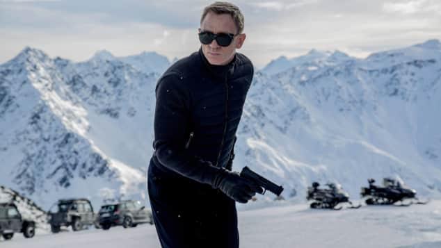 James Bond Daniel Craig Spectre