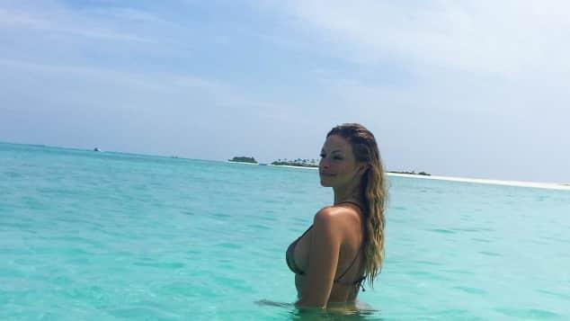 Jana Julie Kilka zeigt sich gerne sexy auf Instagram