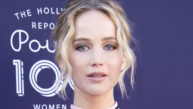 """Jennifer Lawrence, Jennifer Lawrence Schulabruch, """"X-Men""""-Schauspielerin,"""