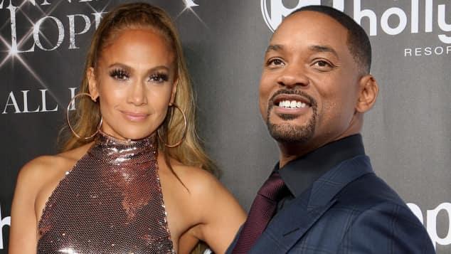 Jennifer Lopez und Will Smith