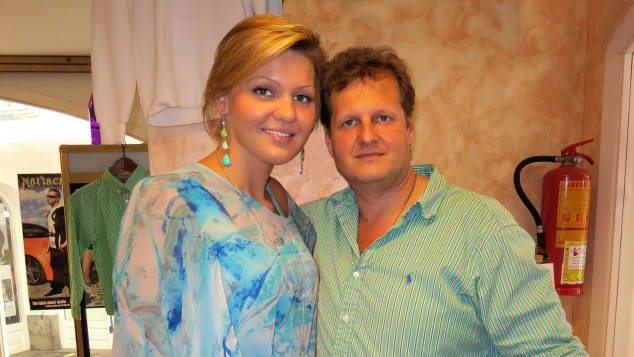 Jennifer Matthias und Jens Büchner