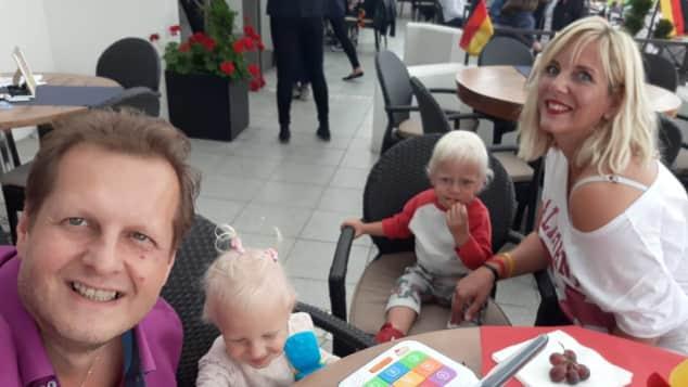 Jens Büchner Kinder