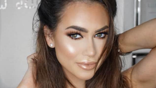 Jessica Paszka hat sich mit der Hilfe von Make-up in einen neuen Menschen verwandelt