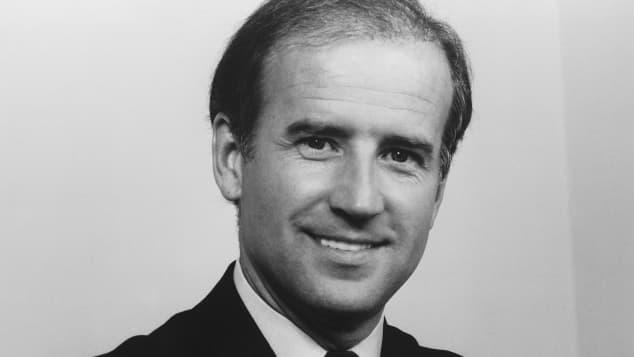Joe Biden jung