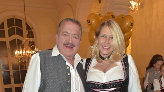 Joseph Hannesschläger und Bettina Geyer haben geheiratet