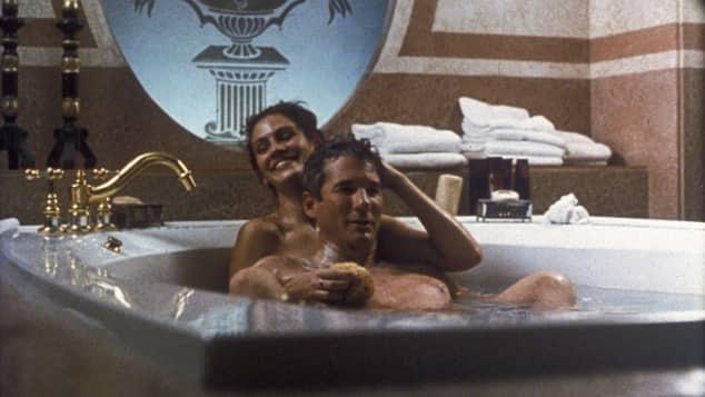 "Julia Roberts und Richard Gere in ""Pretty Woman"""