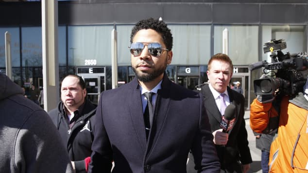 All felony charges against Jussie Smollett were dropped on March 26th