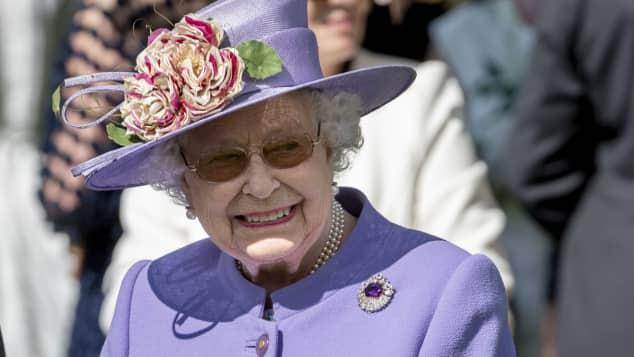 Queen Elisabeth, Queen Elisabeth Thronjubiläum, Königin Elisabeth, die Queen, die Queen Thronjubiläum