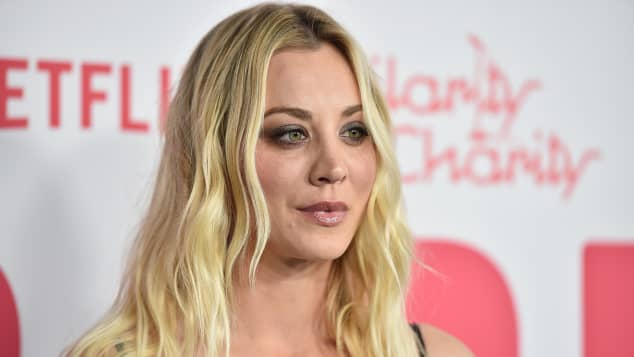 """Kaley Cuoco 2018 bei der """"6th Annual Hilarity For Charity"""""""