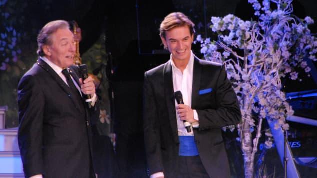 Karel Gott und Florian Silbereisen