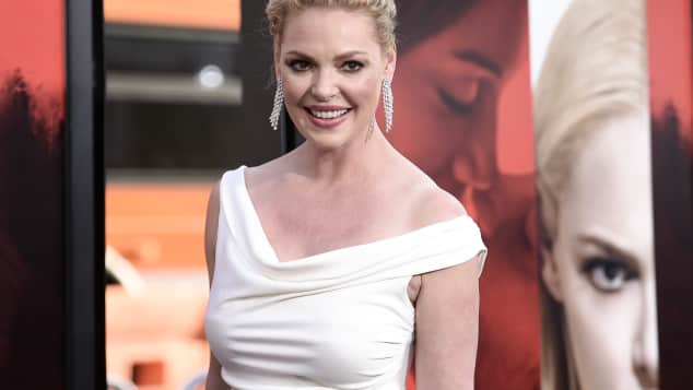 Katherine Heigl Gesicht Grey's Anatomy