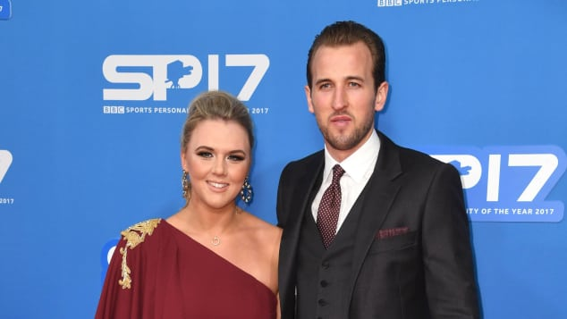 Katie Goodland und Harry Kane erwarten dieses Jahr noch ihre zweites Kind