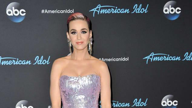 Katy Perry war nicht von Meghan Markles Hochzeitskleid überzeugt.