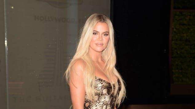 Khloé Kardashian bei der Eröffnung eines Hotels am 24. Februar 2019 in Hollywood