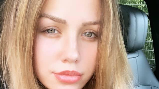 Kim Gloss ungeschminkt ohne Beauty-OP auf Instagram 2019
